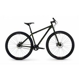 """Redline Redline Monocog Disc Bicycle Grn 17"""" 2014"""