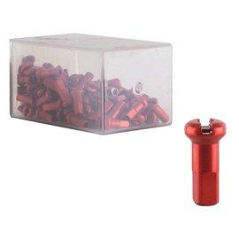 DT Swiss DT Swiss Red Spoke Nipples 2.0x12mm