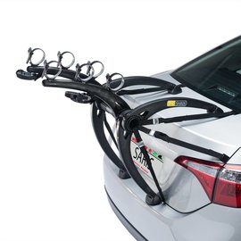 Saris Saris Bones 3-Bike Trunk Rack Blk