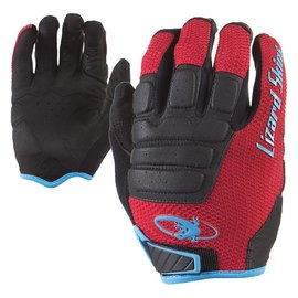 Lizard Skins Lizard Skins Monitor Heavy-Duty Gloves Lrg Red/Blk