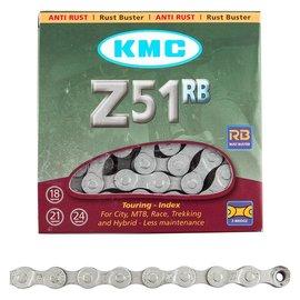 KMC KMC Chain Z51RB 6/7/8 Speed Slv