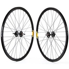 Velocity Velocity Deep V 36h Rear Wheel Blk 700c