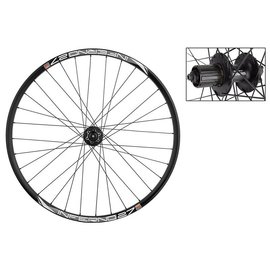 SUN RINGLE Inferno27 Aly MTB Disc QR Dbl Wall PV Rear Wheel Blk 29""