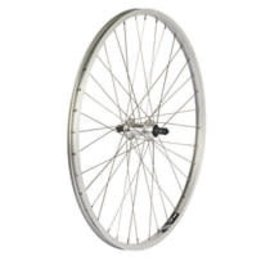 Alex Alex X101 559x20 Aly Rear 7 speed Cassette Wheel 26x1.75 Sil