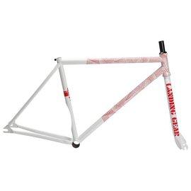 SE Bikes SE US vs THEM Frameset Wht 51cm