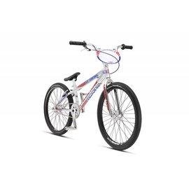 "SE Bikes SE Floval Flyer 2018 24"" Sil"