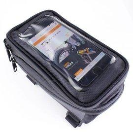 Serfas Serfas LT-STM5 Waterproof Top Tube Bag Blk