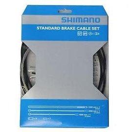 Shimano Shimano Standard Brake Cable Set Blk