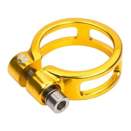 BOX Box Helix Fixed Seat Clamp 31.8 Gold