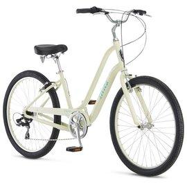 Cannondale Schwinn Sivica 7 Women's Bicycles 2018 Cream OS