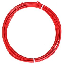 Sunlite Sunlite SIS Cable Housing 4mm Red 1ft