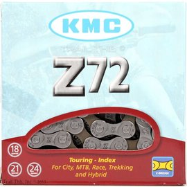 KMC KMC Z72 Chain SIL/BRN 6/7/or 8 Spd 116L