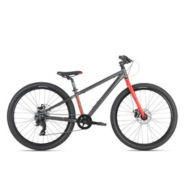 "Haro Haro Beasley 26"" Freestyle MTB Gry/Red"