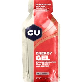 GU Energy GU Energy Gel Strawberry/Banana