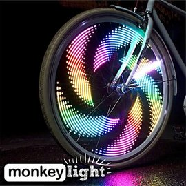 Monkey light MonkeyLectric M232 Monkey Wheel Lights