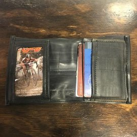 Black Gold Cycling Black Gold Recycled Tube  Wallet