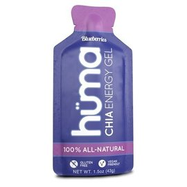 Huma Products Huma Chia Blueberry Energy Gel