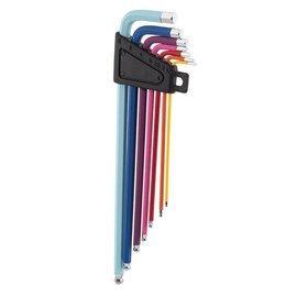 Sunlite Sunlite Allen Wrench Set 1.5/2/2.5/3/4/5/6mm w/Ball Ends