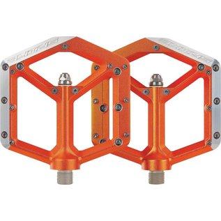 "Spank Spank Spike DH Pedals Pedals Orange 9/16"""