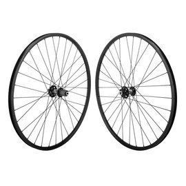 "Wheelmaster Alex X39 29"" MTB Wheelset Double Wall Disc Blk"
