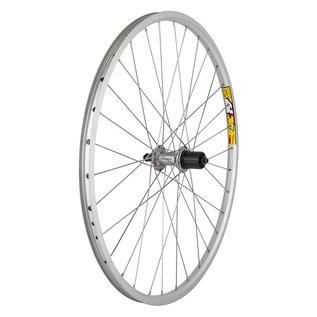 Wheelmaster Rear Wheel Zac19 26x1.5  Shim T4000 Q/R 14G SS 8-11
