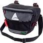 Axiom Axiom Seymour Oceanweave P4 Handlebar Bag Blk/Gry