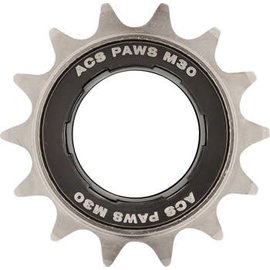 """ACS ACS PAWS M30 Freewheel 14T 3/32"""" Nickel"""