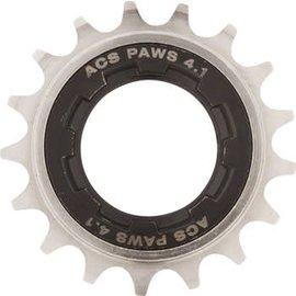 "ACS ACS PAWS 4.1 Freewheel 17T 3/32"" Nickel"