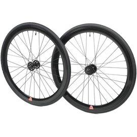 Retrospec Bicycles Retrospec Mantra 700x23 Wheelset W/Kenda Kwest Tires