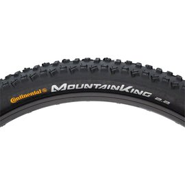 Continental Continental Mountain King 26x2.2 Wire Tire Blk
