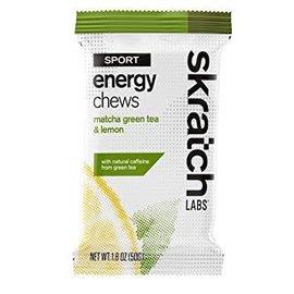 Skratch Labs Skratch Energy Chews Matcha/Lemon