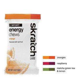 Skratch Labs Skratch Labs Energy Chews Orange