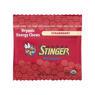 Honey Stinger Honey Stinger Energy Chews Strawberry