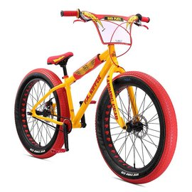 "SE Bikes SE Fat Ripper 2019 29"" Yel"
