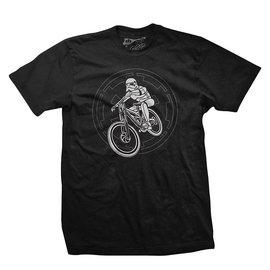DHDWEAR DHD T-Shirt Peloton Trooper Blk