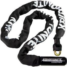 KRYPTONITE Kryptonite Keeper 712 Chain Lock Blk