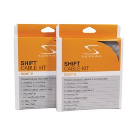 Serfas Serfas SCKIT-S Stainless Shift Cable Kit