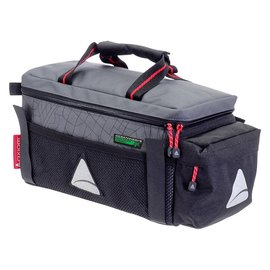 Axiom Axiom Seymour Oceanweave Trunk Bag Blk/Gry