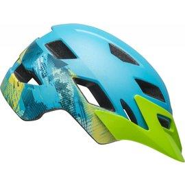 Bell Bell Sidetrack Helmet Blu/Grn Y