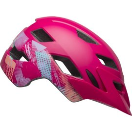 Bell Bell Sidetrack Helmet Gnarly Pnk CH
