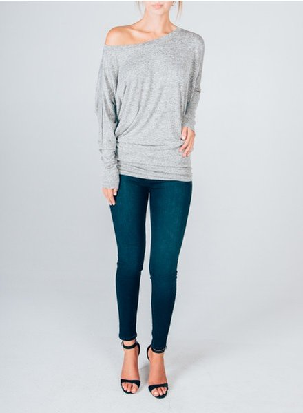 Dolman Long Sleeve