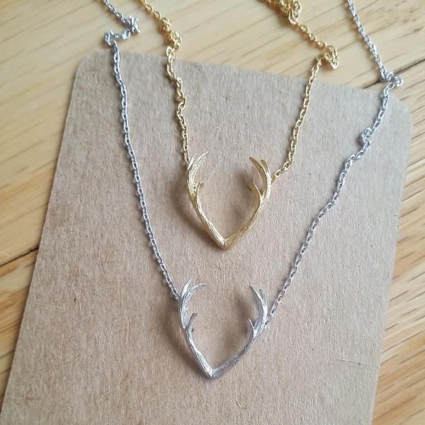 Must Have, Necklace, Antler