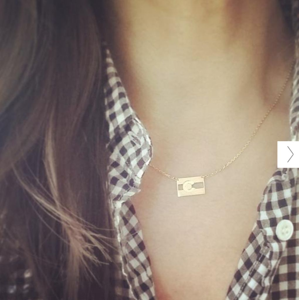 Must Have, Necklace, CO Flag
