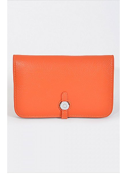100% Leather Folding Wallet