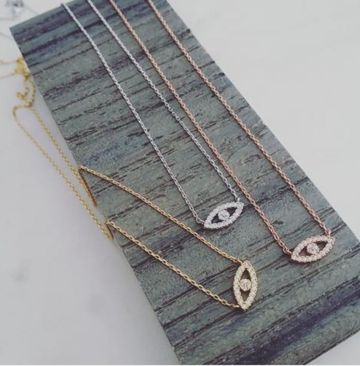 Must Have, Necklace, Evil Eye