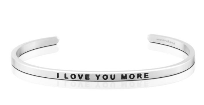 I Love You More Bracelet