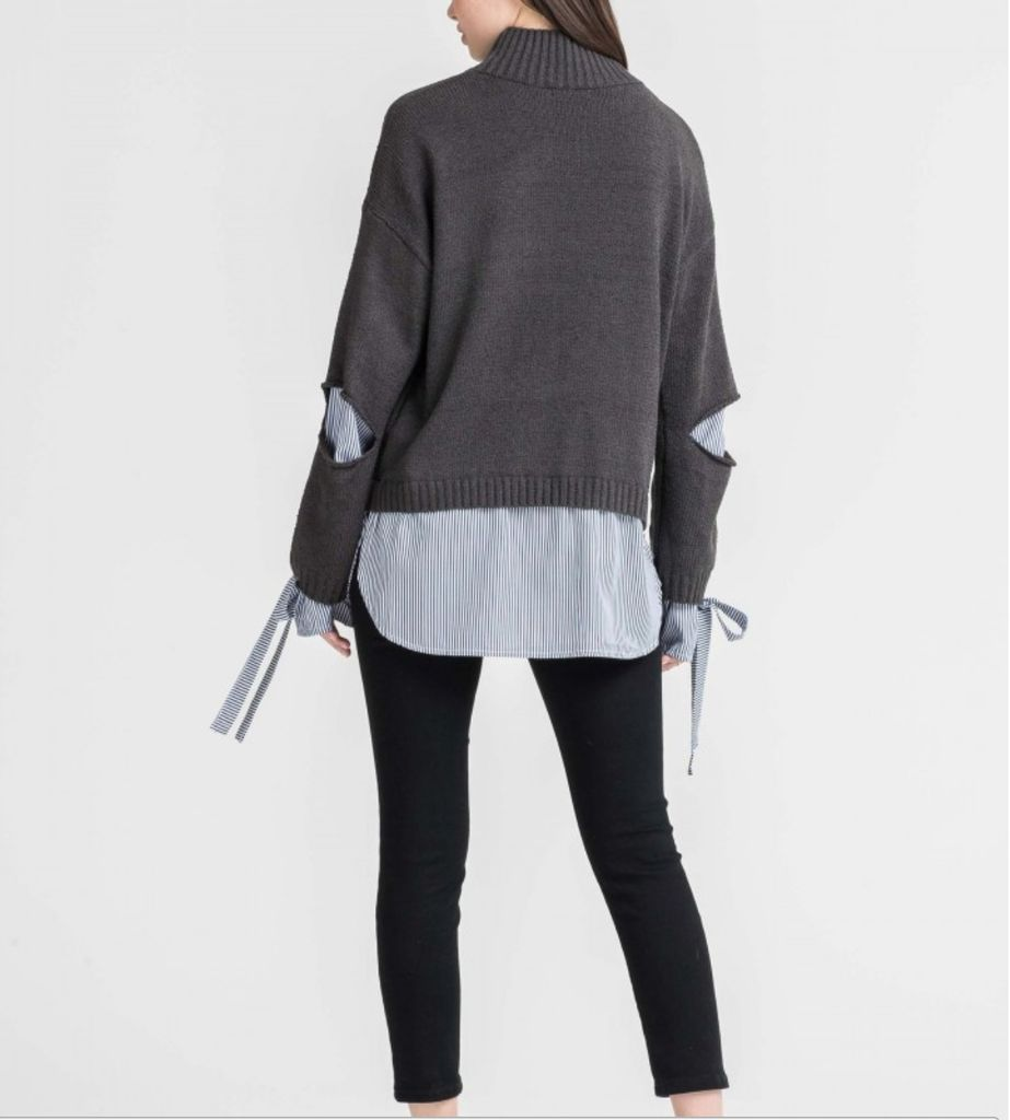 Contract Bottom Sweater