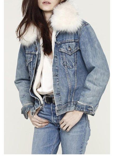 Heartloom Denim Jacket