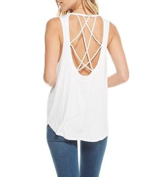 Chaser Strappy Back Tank