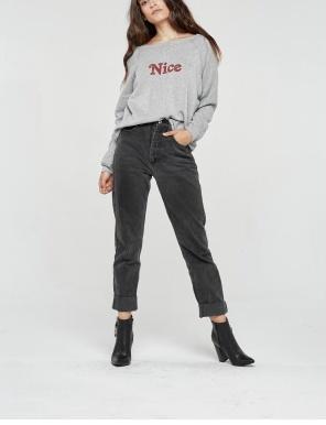 Reversible Naughty or Nice Sweater